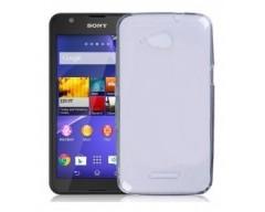 Skin silikoninis dėklas Sony Xperia E4g telefonams