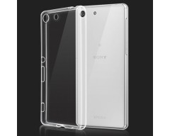 Skin silikoninis dėklas Sony Xperia M5 telefonams