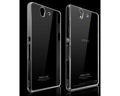 Skin silikoninis dėklas Sony Xperia Z telefonams