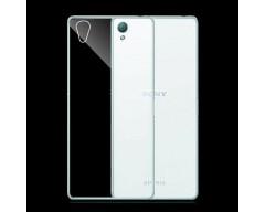 Skin silikoninis dėklas Sony Xperia Z3 telefonams