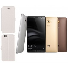 Slim Diary dėklas Huawei Mate 8 mobiliesiems telefonams baltos spalvos Plungė | Plungė | Telšiai