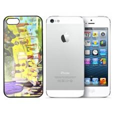 3D holograminis dėklas nugarėlė Apple iPhone 5 5s SE mobiliesiems telefonams Bohemia Telšiai | Vilnius | Plungė