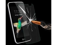 Apsauga ekranui grūdintas stiklas LG K4 mobiliesiems telefonams