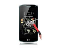 Apsauga ekranui grūdintas stiklas LG K5 mobiliesiems telefonams