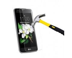 Apsauga ekranui grūdintas stiklas LG K7 mobiliesiems telefonams