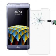 Apsauga ekranui grūdintas stiklas LG X cam mobiliesiems telefonams