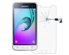 Apsauga ekranui grūdintas stiklas Samsung Galaxy J1 (2016) mobiliesiems telefonams
