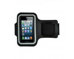 Dėklas sportui Apple iPhone 4 4S mobiliesiems telefonams juodos spalvos