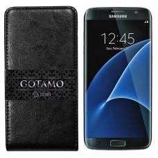 Gotamo I-gravity natūralios odos dėklas Samsung Galaxy S7 mobiliesiems telefonams juodos spalvos Telšiai   Kaunas   Vilnius