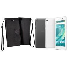 Manager dėklas Sony Xperia E5 mobiliesiems telefonams juodos spalvos Kaunas | Vilnius | Šiauliai