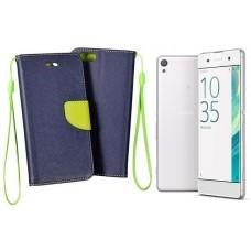 Manager dėklas Sony Xperia XA mobiliesiems telefonams mėlynos spalvos Telšiai | Šiauliai | Kaunas