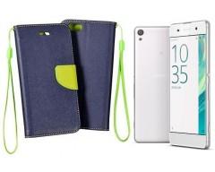 Manager dėklas Sony Xperia XA mobiliesiems telefonams mėlynos spalvos