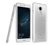 Skin silikoninis dėklas Huawei Honor 7 Lite telefonams
