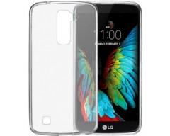 Skin silikoninis dėklas LG K10 telefonams