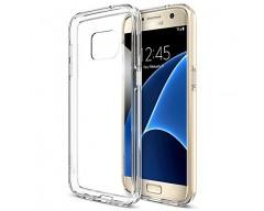 Skin silikoninis dėklas Samsung Galaxy S7 telefonams
