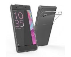Skin silikoninis dėklas Sony Xperia X Performance telefonams