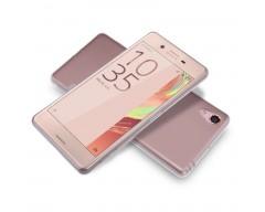 Skin silikoninis dėklas Sony Xperia X telefonams