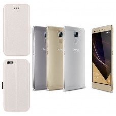 Slim Diary dėklas Huawei Honor 7 mobiliesiems telefonams baltos spalvos Telšiai | Plungė | Klaipėda