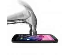 Apsauga ekranui grūdintas stiklas LG Nexus 5 mobiliesiems telefonams