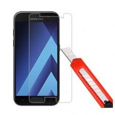 Apsauga ekranui grūdintas stiklas Samsung Galaxy A3 (2017) mobiliesiems telefonams