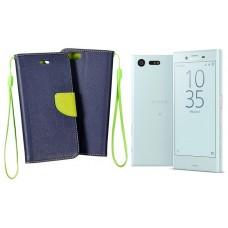 Manager dėklas Sony Xperia X Compact mobiliesiems telefonams mėlynos spalvos Telšiai | Plungė | Šiauliai