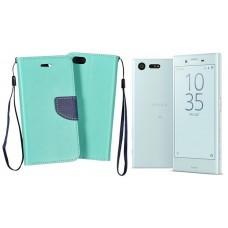 Manager dėklas Sony Xperia X Compact mobiliesiems telefonams mėtinės spalvos Telšiai | Telšiai | Vilnius