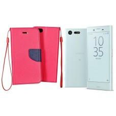 Manager dėklas Sony Xperia X Compact mobiliesiems telefonams rožinės spalvos Vilnius | Vilnius | Telšiai
