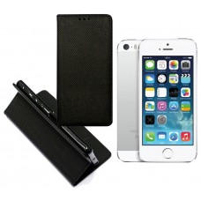 Re-Grid magnetinis dėklas Apple iPhone 5 5s SE mobiliesiems telefonams juodos spalvos Telšiai | Palanga | Plungė