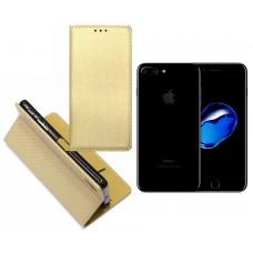 Re-Grid magnetinis dėklas Apple iPhone 7 Plus 8 Plus mobiliesiems telefonams aukso spalvos Klaipėda | Telšiai | Vilnius