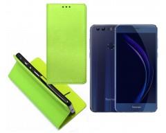 Re-Grid magnetinis dėklas Huawei Honor 8 mobiliesiems telefonams salotinės spalvos