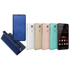 Re-Grid magnetinis dėklas Huawei Y5II mobiliesiems telefonams mėlynos spalvos Šiauliai | Šiauliai | Klaipėda