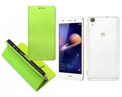 Re-Grid magnetinis dėklas Huawei Y6II mobiliesiems telefonams salotinės spalvos