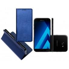 Re-Grid magnetinis dėklas Samsung Galaxy A7 (2017) mobiliesiems telefonams mėlynos spalvos Kaunas | Kaunas | Klaipėda