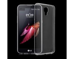 Skin silikoninis dėklas LG X screen telefonams