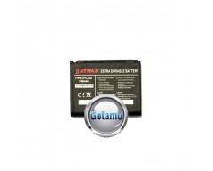 Akumuliatorius baterija AB653850CA Samsung mobiliesiems telefonams didesnės talpos