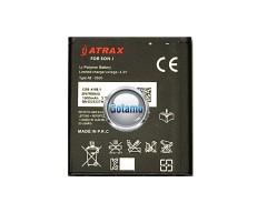 Akumuliatorius baterija BA900 Sony mobiliesiems telefonams didesnės talpos