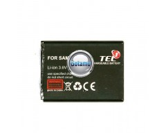 Akumuliatorius baterija EB494358VU Samsung mobiliesiems telefonams didesnės talpos