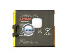 Akumuliatorius baterija Sony Xperia M2 Aqua mobiliesiems telefonams didesnės talpos