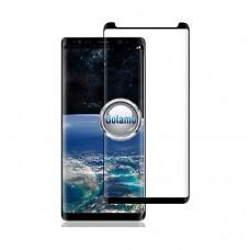 Apsauga ekranui gaubtas grūdintas stiklas Samsung Galaxy Note 8 mobiliesiems telefonams siauresnis juodos spalvos Telšiai | Vilnius | Kaunas