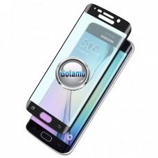 Apsauga ekranui gaubtas grūdintas stiklas Samsung Galaxy S6 edge mobiliesiems telefonams juodos spalvos Klaipėda | Klaipėda | Telšiai