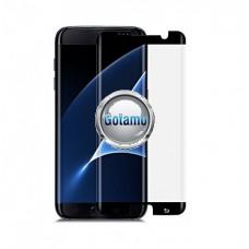 Apsauga ekranui gaubtas grūdintas stiklas Samsung Galaxy S7 edge mobiliesiems telefonams siauresnis juodos spalvos Kaunas | Plungė | Klaipėda