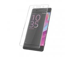 Apsauga ekranui gaubtas grūdintas stiklas Sony Xperia XA mobiliesiems telefonams itin skaidrus
