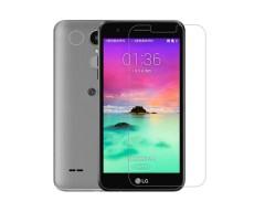Apsauga ekranui grūdintas stiklas LG K10 (2017) mobiliesiems telefonams
