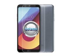 Apsauga ekranui grūdintas stiklas LG Q6 mobiliesiems telefonams