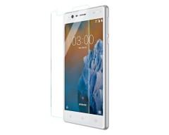 Apsauga ekranui grūdintas stiklas Nokia 3 mobiliesiems telefonams