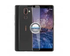 Apsauga ekranui grūdintas stiklas Nokia 7 mobiliesiems telefonams