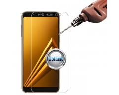 Apsauga ekranui grūdintas stiklas Samsung Galaxy A8 (2018) mobiliesiems telefonams