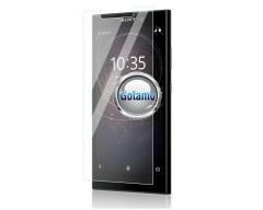 Apsauga ekranui grūdintas stiklas Sony Xperia L2 mobiliesiems telefonams