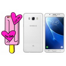 Ausys Lick Me silikoninis dėklas Samsung Galaxy J5 (2016) mobiliesiems telefonams Plungė | Klaipėda | Šiauliai