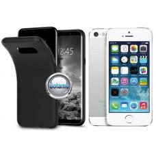 B-matte dėklas nugarėlė Apple iPhone 5 5s SE mobiliesiems telefonams juodos spalvos Plungė | Plungė | Palanga